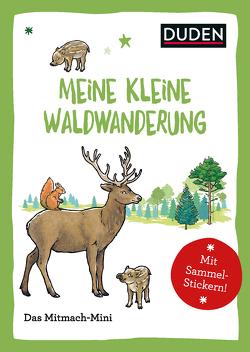 Duden Minis (Band 32) – Mein kleine Waldwanderung / VE3 von Richter,  Stefan Louis, Weller-Essers,  Andrea