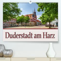 Duderstadt am Harz (Premium, hochwertiger DIN A2 Wandkalender 2020, Kunstdruck in Hochglanz) von Artist Design,  Magic, Gierok,  Steffen