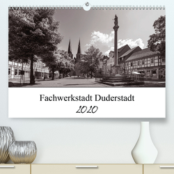 Duderstadt am Harz (Premium, hochwertiger DIN A2 Wandkalender 2020, Kunstdruck in Hochglanz) von Artist Design,  Magik, Gierok,  Steffen