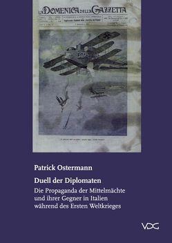 Duell der Diplomaten von Ostermann,  Patrick