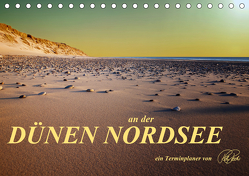 Dünen an der Nordsee – Geburtstagskalender (Tischkalender 2020 DIN A5 quer) von Roder,  Peter