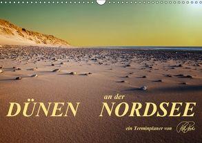 Dünen an der Nordsee / Geburtstagskalender (Wandkalender 2018 DIN A3 quer) von Roder,  Peter