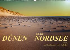 Dünen an der Nordsee – Geburtstagskalender (Wandkalender 2019 DIN A2 quer) von Roder,  Peter