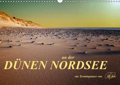 Dünen an der Nordsee – Geburtstagskalender (Wandkalender 2019 DIN A3 quer) von Roder,  Peter