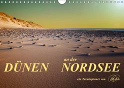 Dünen an der Nordsee – Geburtstagskalender (Wandkalender 2019 DIN A4 quer) von Roder,  Peter