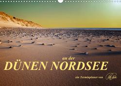 Dünen an der Nordsee – Geburtstagskalender (Wandkalender 2021 DIN A3 quer) von Roder,  Peter