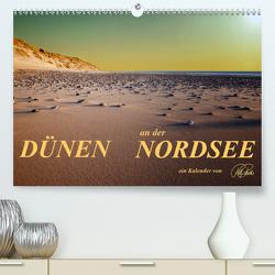 Dünen – an der Nordsee (Premium, hochwertiger DIN A2 Wandkalender 2021, Kunstdruck in Hochglanz) von Roder,  Peter