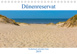 Dünenreservat – Nordhollands unberührte Natur (Tischkalender 2019 DIN A5 quer) von Kufner,  Janina