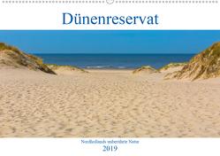 Dünenreservat – Nordhollands unberührte Natur (Wandkalender 2019 DIN A2 quer) von Kufner,  Janina