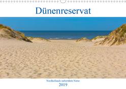 Dünenreservat – Nordhollands unberührte Natur (Wandkalender 2019 DIN A3 quer) von Kufner,  Janina