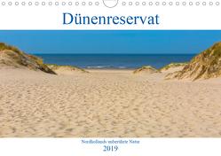 Dünenreservat – Nordhollands unberührte Natur (Wandkalender 2019 DIN A4 quer) von Kufner,  Janina