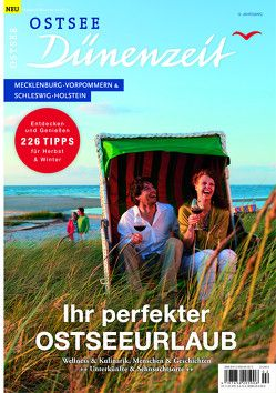 Dünenzeit Ostsee Herbst 2016 von Bahra,  Hanne, Conradt,  Sebastian, Diesing,  Florian, Dreger,  Doreen, Meißner,  Christin, Weiss,  Sebastian
