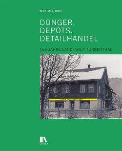 Dünger, Depots, Detailhandel von Wahl,  Wolfgang