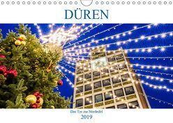 Düren – Das Tor zur Nordeifel (Wandkalender 2019 DIN A4 quer) von Robert,  Boris