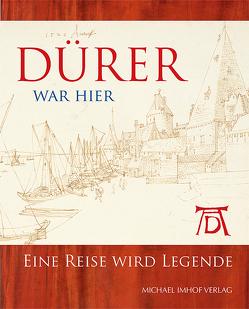 Dürer war hier von van den Brink,  Peter