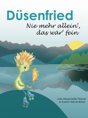 Düsenfried von Diesenreiter-Tlapak,  Julia, Hörner-Bassa,  Yasmin