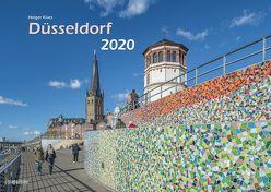 Düsseldorf 2020 Bildkalender A3 quer, spiralgebunden von Klaes,  Holger