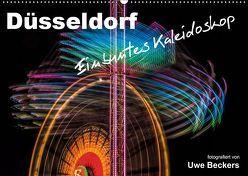 Düsseldorf – Ein buntes Kaleidoskop (Wandkalender 2019 DIN A2 quer) von Beckers,  Uwe