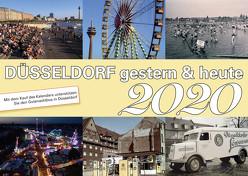 Düsseldorf gestern & heute 2020