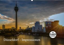 Düsseldorf – Impressionen (Wandkalender 2019 DIN A2 quer) von Fahrenbach,  Michael