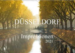 Düsseldorf Impressionen (Wandkalender 2021 DIN A2 quer) von pixs:sell