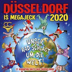 Düsseldorf is megajeck 2020