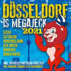 Düsseldorf is megajeck 2021