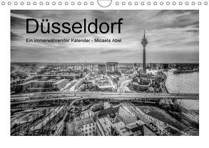Düsseldorf – Micaela Abel (Wandkalender 2018 DIN A4 quer) von Abel,  Micaela