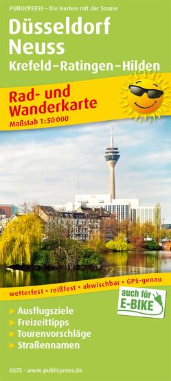 Düsseldorf – Neuss, Krefeld – Ratingen – Hilden