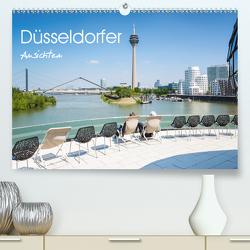 Düsseldorfer – Ansichten (Premium, hochwertiger DIN A2 Wandkalender 2020, Kunstdruck in Hochglanz) von rclassen