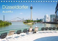 Düsseldorfer – Ansichten (Tischkalender 2019 DIN A5 quer) von rclassen