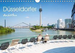 Düsseldorfer – Ansichten (Wandkalender 2019 DIN A4 quer) von rclassen
