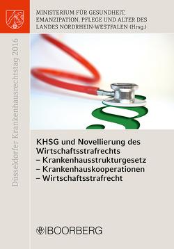 Düsseldorfer Krankenhausrechtstag 2016