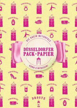 Düsseldorfer Pack-Papier von Rungwerth,  Britta