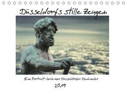 Düsseldorfs stille Zeugen (Tischkalender 2019 DIN A5 quer) von Lind,  Jens