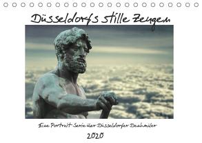 Düsseldorfs stille Zeugen (Tischkalender 2020 DIN A5 quer) von Lind,  Jens