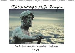 Düsseldorfs stille Zeugen (Wandkalender 2019 DIN A2 quer) von Lind,  Jens