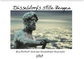 Düsseldorfs stille Zeugen (Wandkalender 2020 DIN A2 quer) von Lind,  Jens