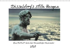 Düsseldorfs stille Zeugen (Wandkalender 2020 DIN A3 quer) von Lind,  Jens