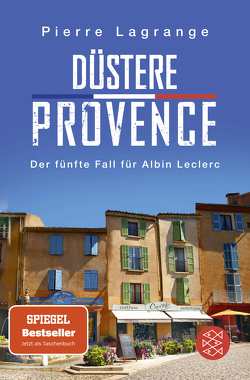 Düstere Provence von Lagrange,  Pierre