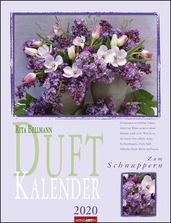 Duftkalender Kalender 2020 von Bellmann,  Rita, Weingarten