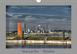Duisburg am Rhein – R(h)einblicke (Wandkalender 2019 DIN A4 quer) von Petsch,  Joachim