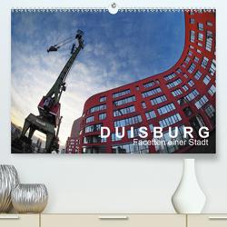 DUISBURG Facetten einer Stadt (Premium, hochwertiger DIN A2 Wandkalender 2020, Kunstdruck in Hochglanz) von J. Richtsteig,  Walter