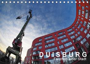 DUISBURG Facetten einer Stadt (Tischkalender 2019 DIN A5 quer) von J. Richtsteig,  Walter