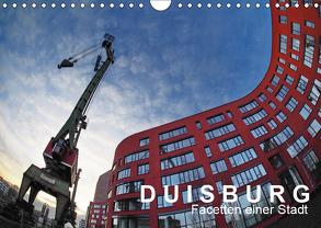 DUISBURG Facetten einer Stadt (Wandkalender 2019 DIN A4 quer) von J. Richtsteig,  Walter