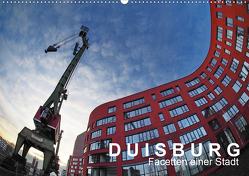 DUISBURG Facetten einer Stadt (Wandkalender 2020 DIN A2 quer) von J. Richtsteig,  Walter