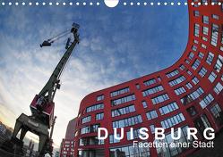 DUISBURG Facetten einer Stadt (Wandkalender 2020 DIN A4 quer) von J. Richtsteig,  Walter