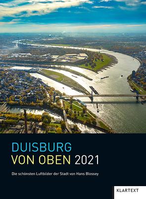 Duisburg von oben 2021 von Blossey,  Hans