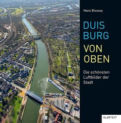 Duisburg von oben von Blossey,  Hans