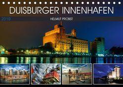 Duisburger Innenhafen (Tischkalender 2019 DIN A5 quer) von Probst,  Helmut